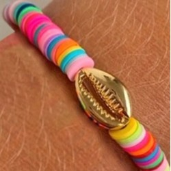 Schelpen Armband Kralen