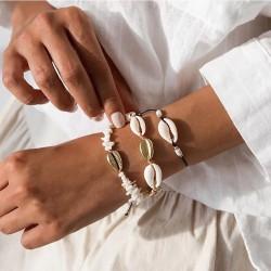 Schelpen Armbanden